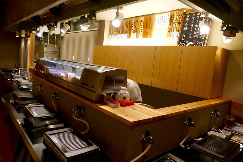 一人 焼肉 神戸